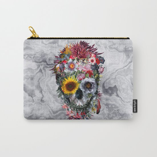 Voodoo Skull Carry-All Pouch