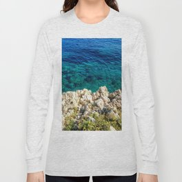 Saturday By The Sea Long Sleeve T-shirt