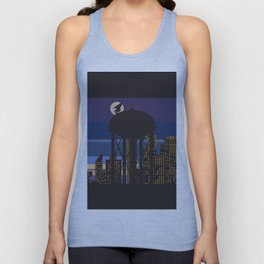 On High Unisex Tank Top
