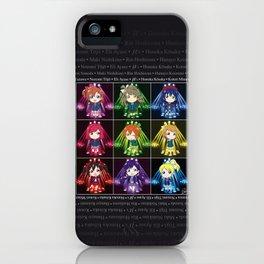 Love Live! - μ's iPhone Case