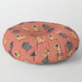 Pekingese Yoga Floor Pillow