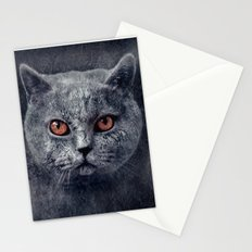 Diesel is here Stationery Cards