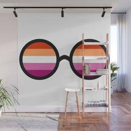 Visibly Lesbian Wall Mural