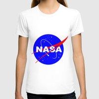 nasa T-shirts featuring Nasa logo by anto harjo