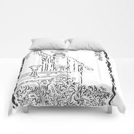 THE MAGICIAN TAROT CARD Comforters