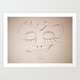 Huriyya Art Print