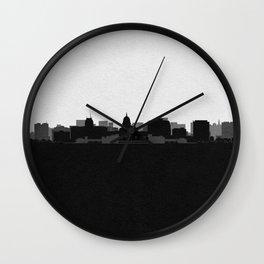 City Skylines: Madison Wall Clock