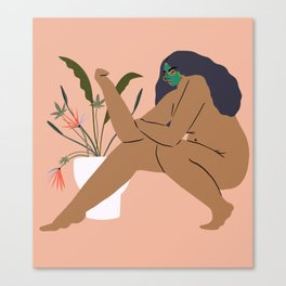 what is self care Canvas Print