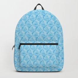 Geodesic Palm_Blue Sky Backpack