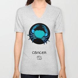 Cancer Unisex V-Neck