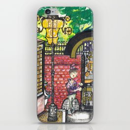The Bronx Zooo iPhone Skin