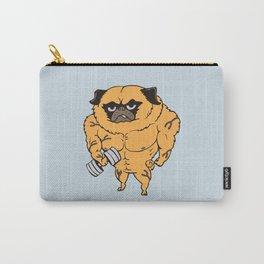 Buff Pug Carry-All Pouch