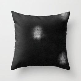 stained fantasy trio Throw Pillow