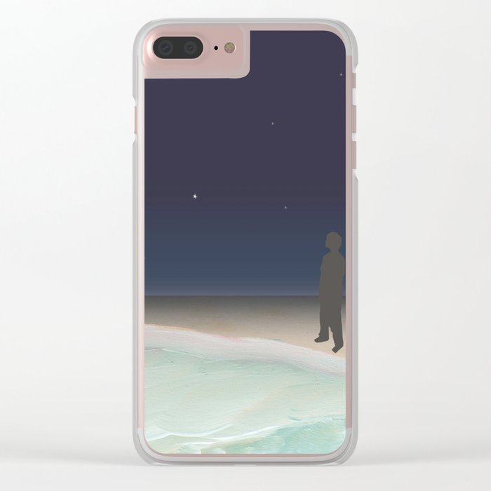 Significant Clear iPhone Case
