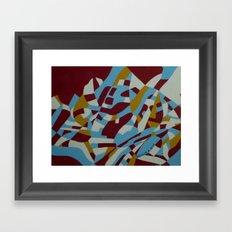 Hastings Framed Art Print