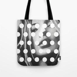 Kate Moss x Dots by Moe Notsu Tote Bag