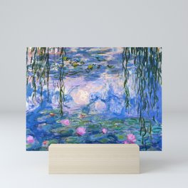 Water Lilies Monet Mini Art Print