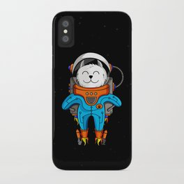 Intercatlactic! to the delicious Milky way!!! iPhone Case