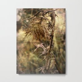 so broken Metal Print