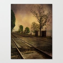 A Place in Time Canvas Print