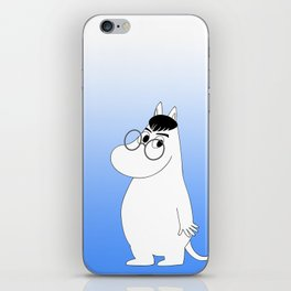 Song Moomino iPhone Skin