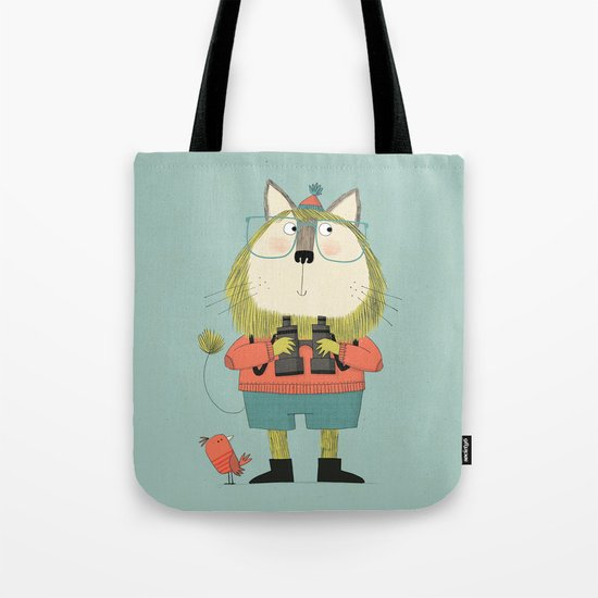 Twitcher Tote Bag