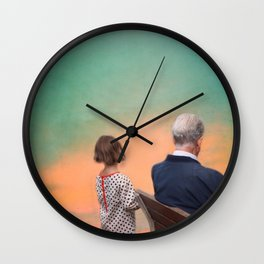 The wonderful stories of my grandfather Wall Clock