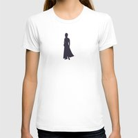 princess leia T-shirts featuring Princess Leia by Green Bird Press