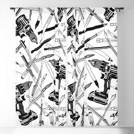 Art Bits Drill Set Blackout Curtain