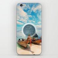 calendar iPhone & iPod Skins featuring CALENDAR JANUARY 4 by Ylenia Pizzetti