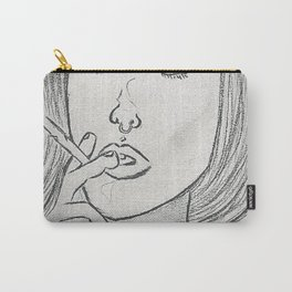 Cigarette girl Carry-All Pouch
