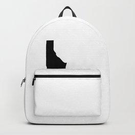 Idaho Appaloosa Horse Lover Nez Perce Black Backpack