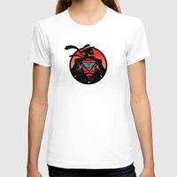 super hero T-shirts featuring Super Hero by Greene Graphics