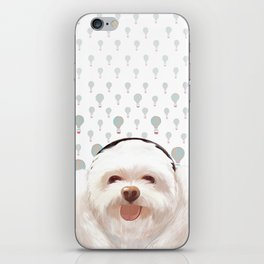Let's Music iPhone Skin