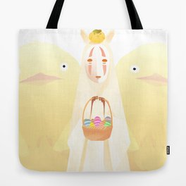 Easter Kaonashi Tote Bag