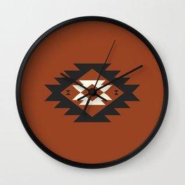 Kurt in Rust Wall Clock