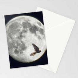 Kestrel Moon Stationery Cards