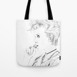 Millie Bobby Brown Tote Bag