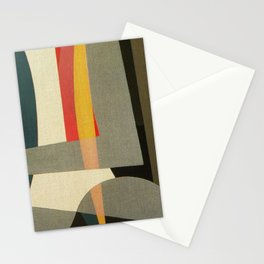 Padmasana (Lotus Position) Stationery Cards