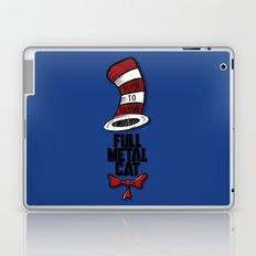 Born to Rhyme Laptop & iPad Skin