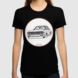 Crazy Car Art 0222 T-shirt