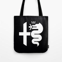 Alfa Tote Bag