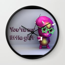 Tria Gift Love Wall Clock