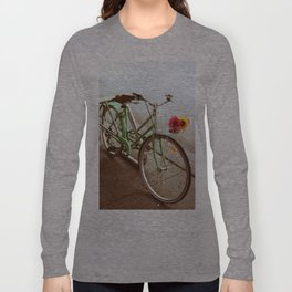 MINTY BIKE Long Sleeve T-shirt