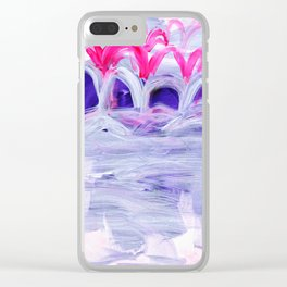 Siren Song Clear iPhone Case