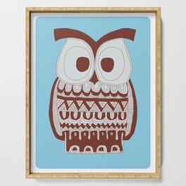 Dawson Owl Serving Tray