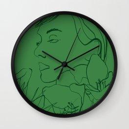 Eco Aware Wall Clock