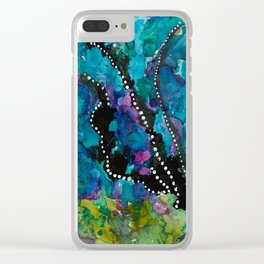 from the deep sea Clear iPhone Case