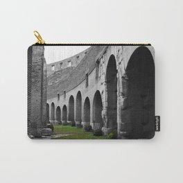 Colosseum Corridor - Rome Carry-All Pouch