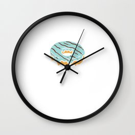 Cute & Funny Donut Squad Donut Lover Wall Clock